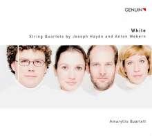 Amaryllis Quartett - White, CD