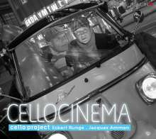 Cello Project - Cellocinema, CD