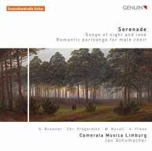 Serenade - Songs of Night and Love, CD
