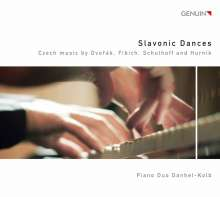 Piano Duo Danhel-Kolb - Slavonic Dances, CD