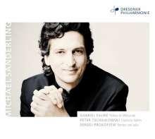 Dresdner Philharmonie, CD