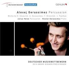Alexej Gerassimez, Percussion, CD