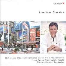 Sächsische Bläserphilharmonie - American Classics, CD