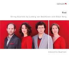 Amaryllis Quartett - Red, CD
