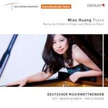 Miao Huang,Klavier, CD