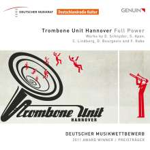 Trombone Unit Hannover - Full Power, CD