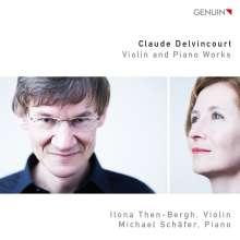 Claude Delvincourt (1888-1954): Werke für Violine & Klavier, CD
