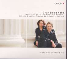 Piano Duo Danhel-Kolb - Grande Sonate, CD