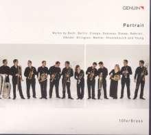 10forBrass - Portrait, CD
