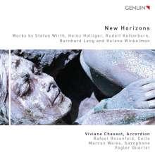 Viviane Chassot - New Horizons, CD