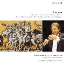 Sächsische Bläserphilharmonie - Saxony, CD