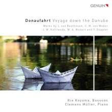 """Musik für Fagott & Klavier """"Donaufahrt"""", CD"""