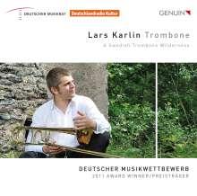 Lars Karlin - A Swedish Trombone Wilderness, CD