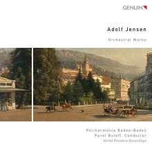 Adolf Jensen (1837-1879): Orchesterwerke, CD