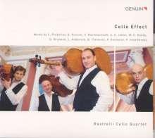 Rastrelli Cello Quartett - Cello Effect (Transkriptionen für Celloquartett), CD