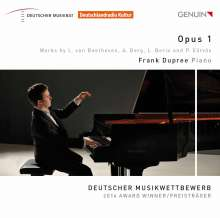 Frank Dupree - Opus 1, CD