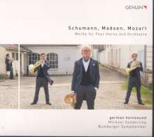 German Hornsound - Schumann / Madsen / Mozart, CD
