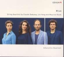 Amaryllis Quartett - Blue, CD
