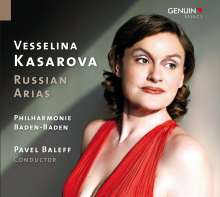 Vesselina Kasarova - Russian Arias, CD