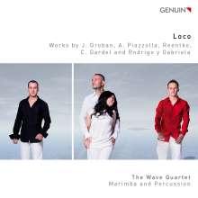 Wave Quartet - Loco, CD