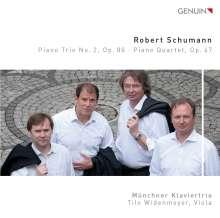 Robert Schumann (1810-1856): Klavierquartett op.47, CD