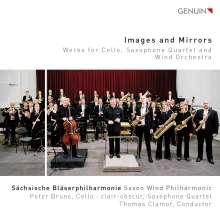 Sächsische Bläserakademie - Images and Mirrors, CD