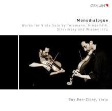 Guy Ben-Ziony - Monodialogue, CD