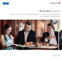 TrioSono - Gefunden, CD
