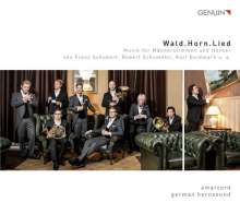 Amarcord - Wald. Horn. Lied, CD