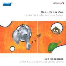 Hans Sandig (1914-1989): Besuch im Zoo, CD