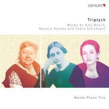 Monte Piano Trio - Triptych, CD