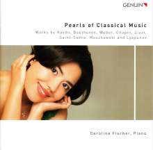 Caroline Fischer - Pearls of Classical Music, CD