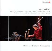 Christoph Sietzen - Attraction, CD