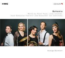 Acelga Quintett - Bohemia, CD
