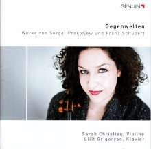 Sarah Christian - Gegenwelten, CD
