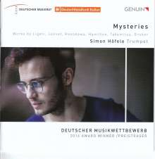 Simon Höfele - Mysteries, CD