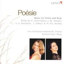 """Musik für Violine & Harfe """"Poesie"""", CD"""