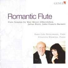 Hans-Udo Heinzmann - Romantic Flute, CD