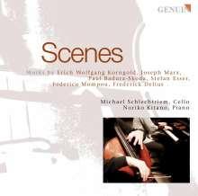 Michael Schlechtriem & Noriko Kitano - Scenes, CD