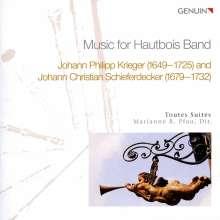 Johann Christian Schieferdecker (1679-1732): Musicalische Concerte, CD