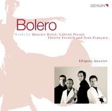 Ellipsos Quartet - Bolero, CD