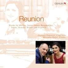 Ognjen Popovic & Mirjana Rajic - Reunion, CD