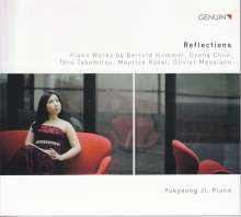 Yukyeong Ji - Reflections, CD