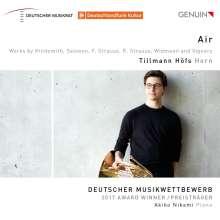 """Musik für Horn & Klavier """"Air"""", CD"""