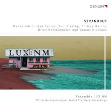 Ensemble LUX:NM - Strandgut, CD