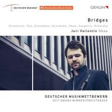Juri Vallentin - Bridges, CD