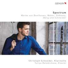 Christoph Schneider - Spectrum, CD
