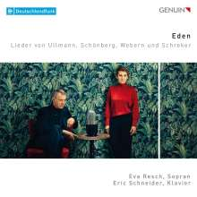Eva Resch - Eden, CD