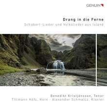 Benedikt Kristjansson - Drang in die Ferne, CD