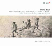 Grand Tour - Works by musical Travelers, CD